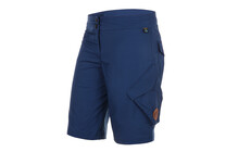 Maloja CamaraM. Vrouwen Fietsshorts Dames blauw